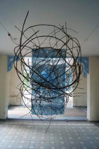 florence giroud, interludeXTZ, artist, french, artiste, contemporain, art contemporain, performance, performer