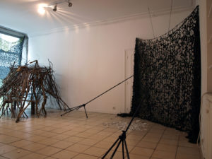 florence giroud arcanum with love installation branchage